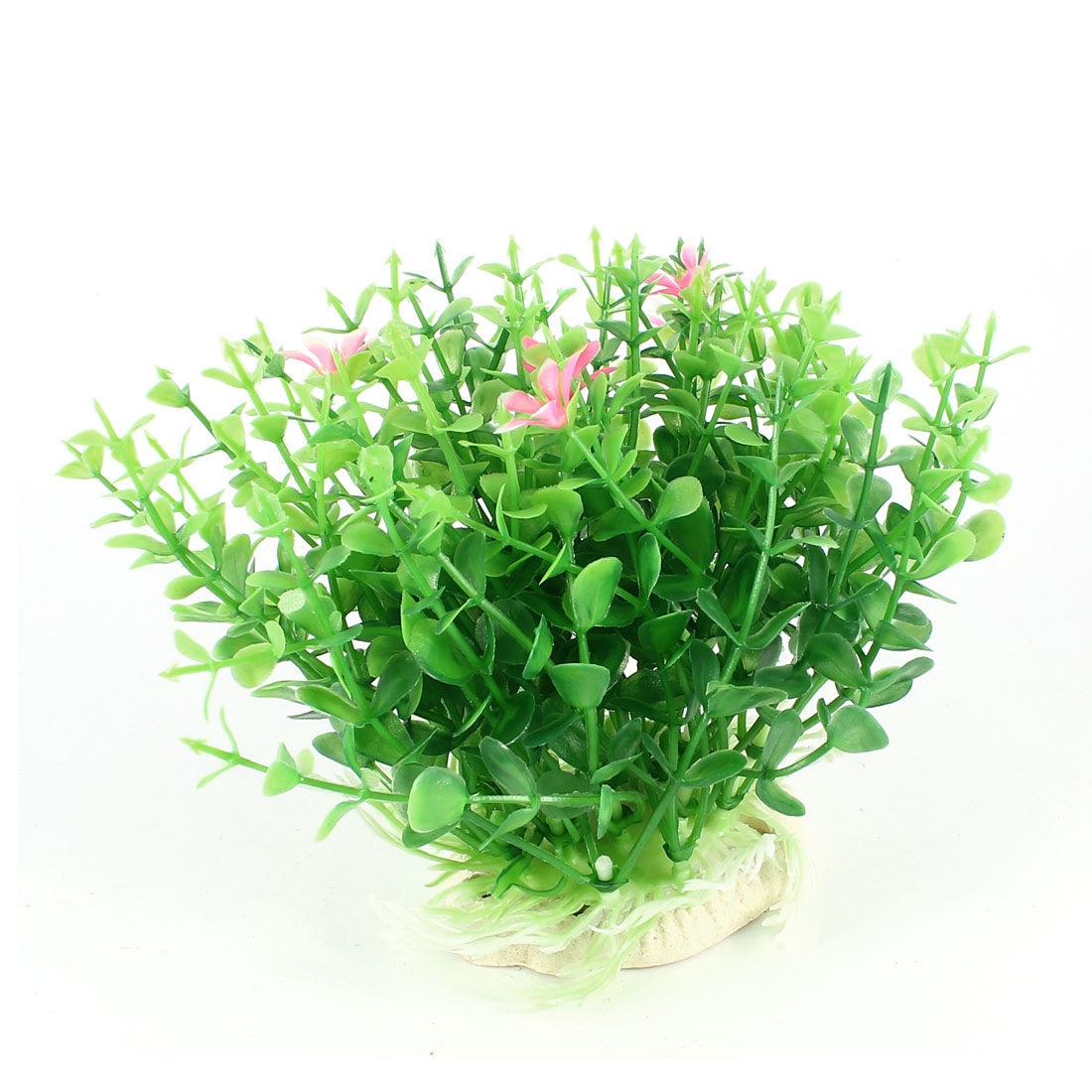 11cm Height Fish Tank Simulated Green Plastic Decor Underwater Aquaric Grass