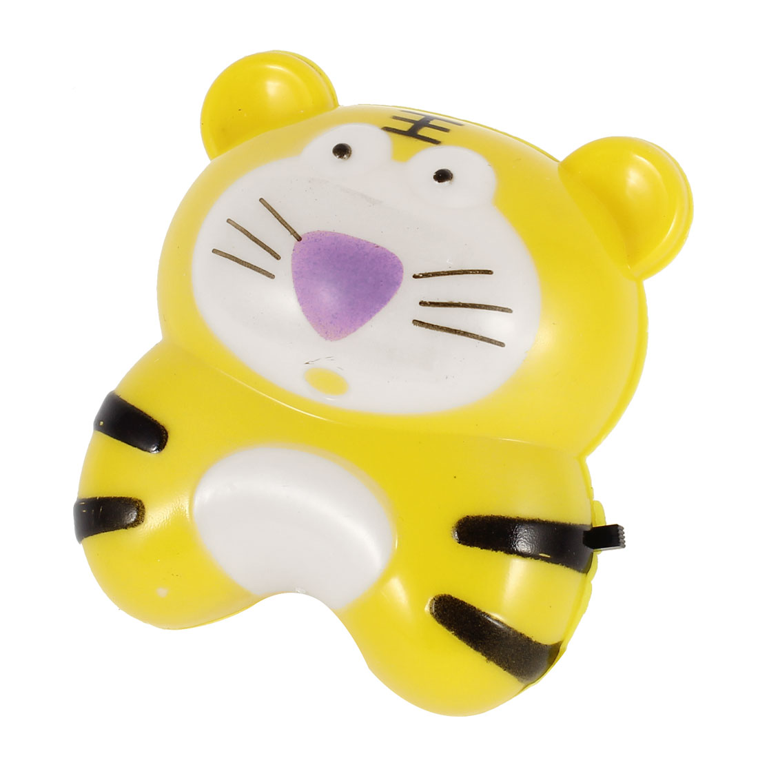 US Plug AC 120-250V Household Decoration Yellow Tiger Design LED Nightlight