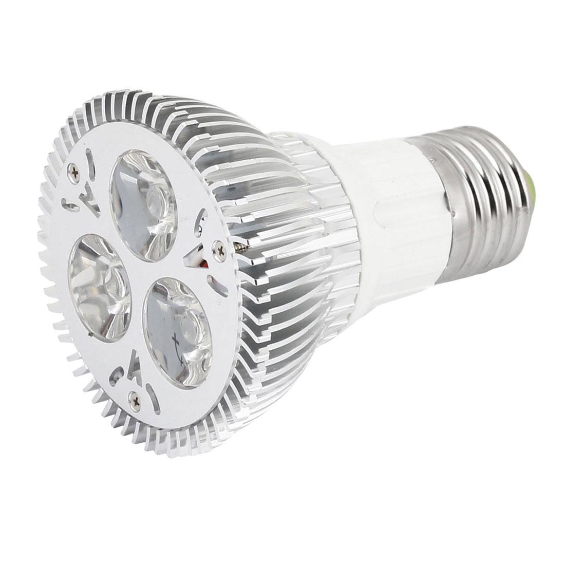 AC 85-265V 3x3W E27 Dimmable Warm White Light Par20 LED Spotlight Downlight