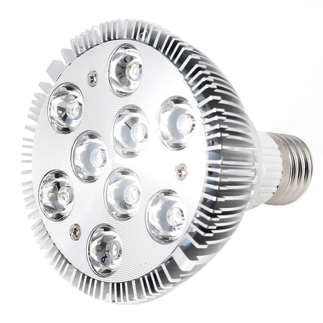 Dimmable 18W E27 120 Degree Beam Angle Natural White Par30 LED Spotlight 220V
