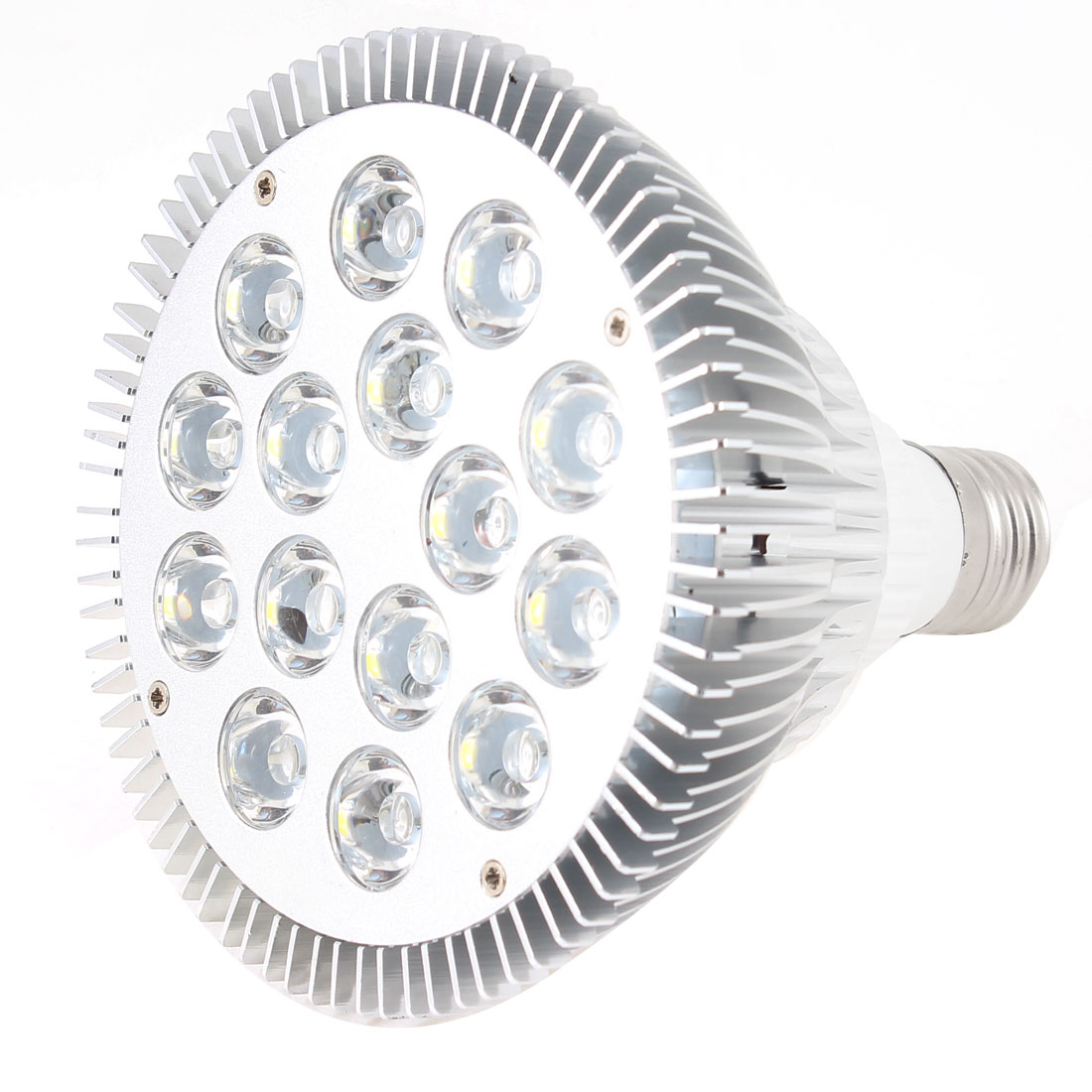 30W E27 120 Degree Beam Angle Natural White Par38 LED Spotlight AC 85-265V