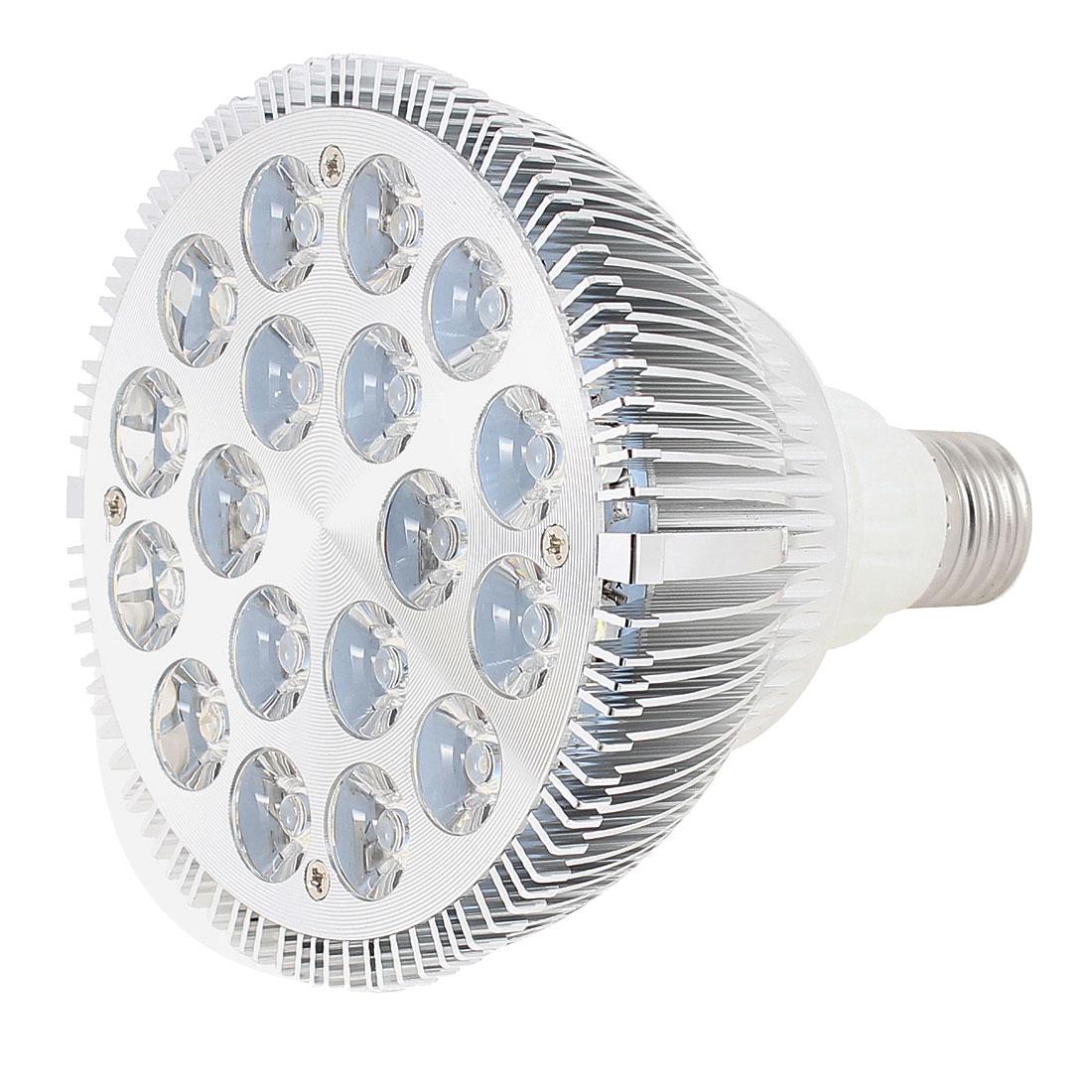 Non-Dimmable 36W E27 60 Degree Beam Angle Warm White Par38 LED Spotlight AC85-265V