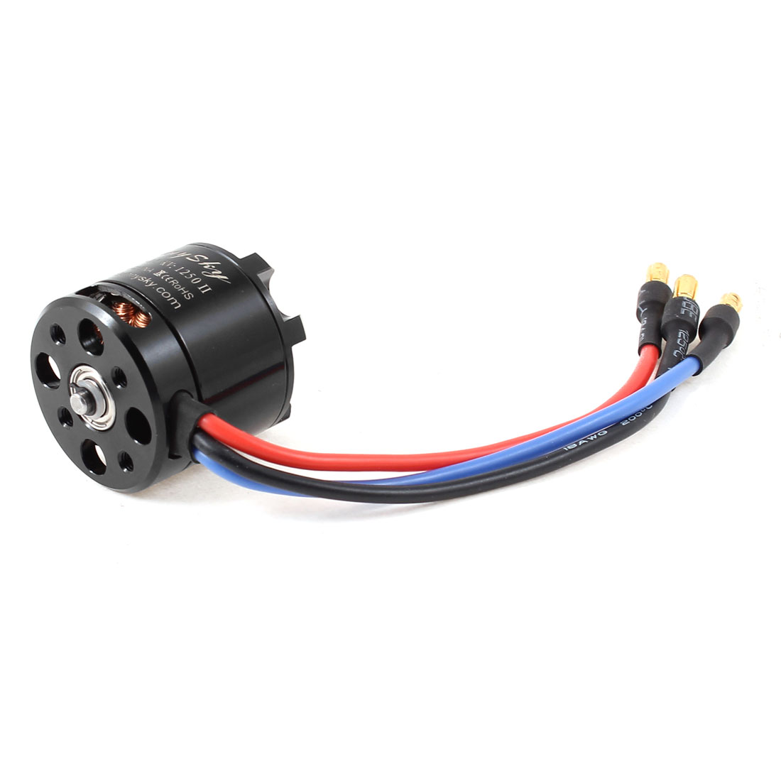 X2212-10 1250KV Rotary Speed Brushless Outrunner Motor for RC Aircraft