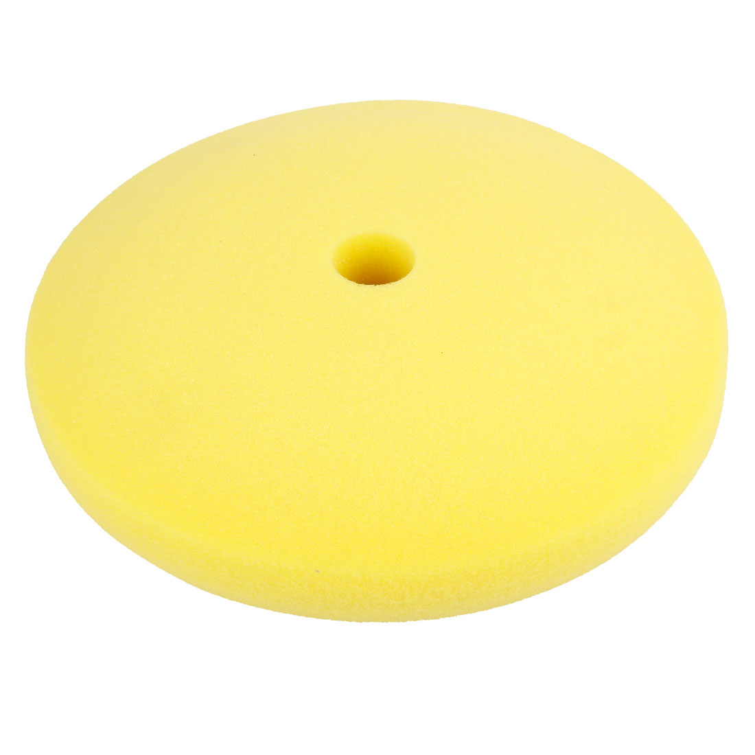 Car Detailing Polishing Yellow Sponge Mop Pad Polisher Cleaning Tool 24cm