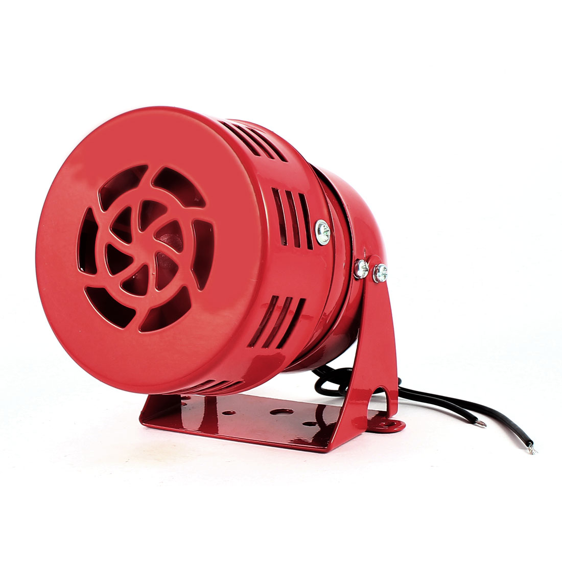 School Factory Fire Alarm Security System Electric Mini Siren Red AC 220V N-190