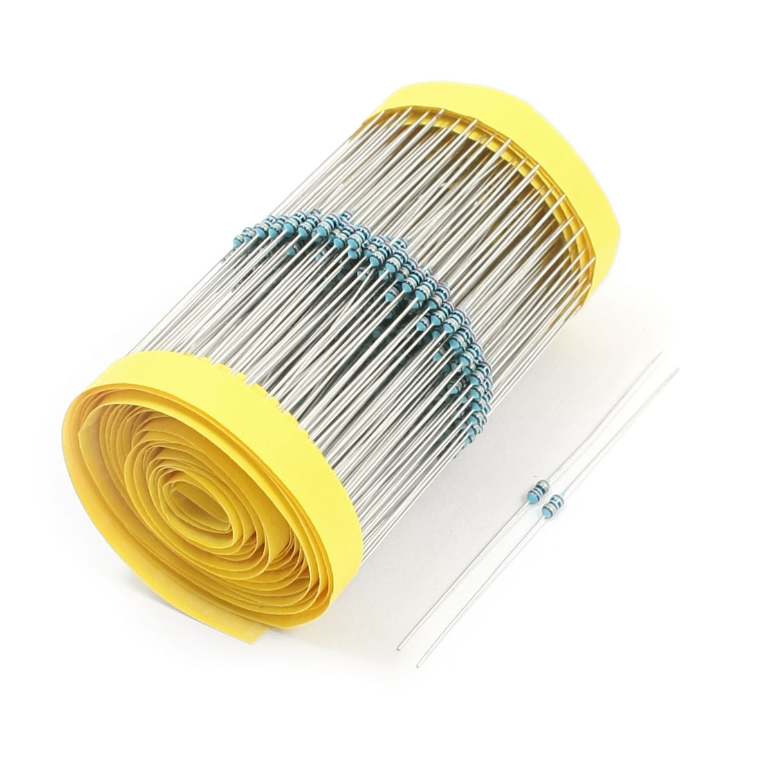 Electronic Component Axial Metal Film Resistor 20 Ohm 1/8W 1% 600 Pcs