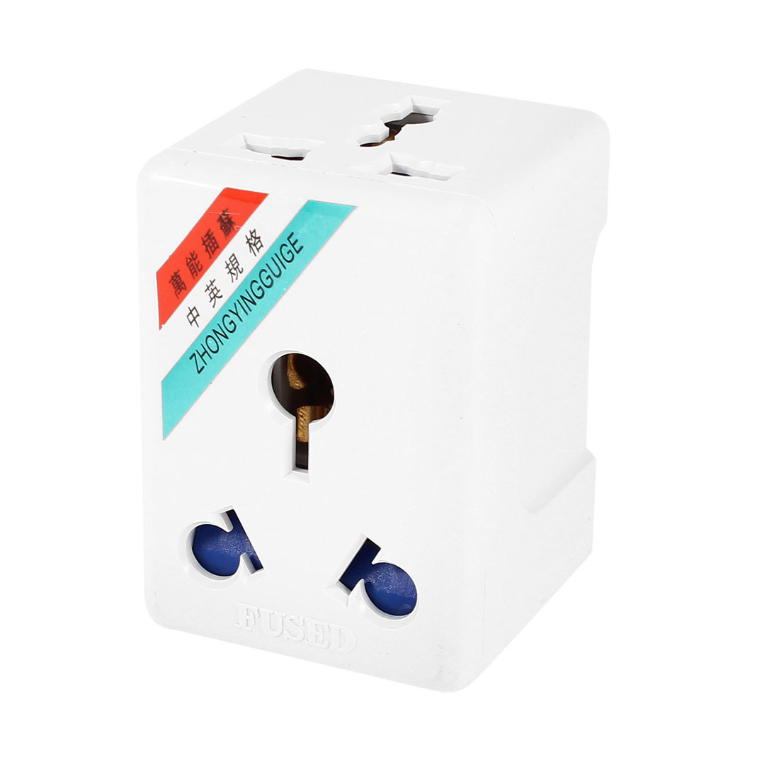 AU Plug to 3 Outlet South Africa Type EU UK US Multi Socket Travel Fused Power Adapter AC 250V 10A