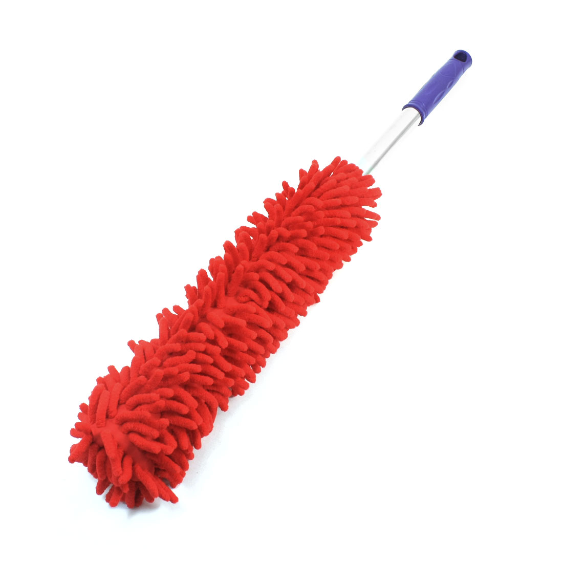 Truck Car SUV Cleaning Wash Brush Dust Dirt Dusting Handy Tool Chenille Microfiber Duster Red