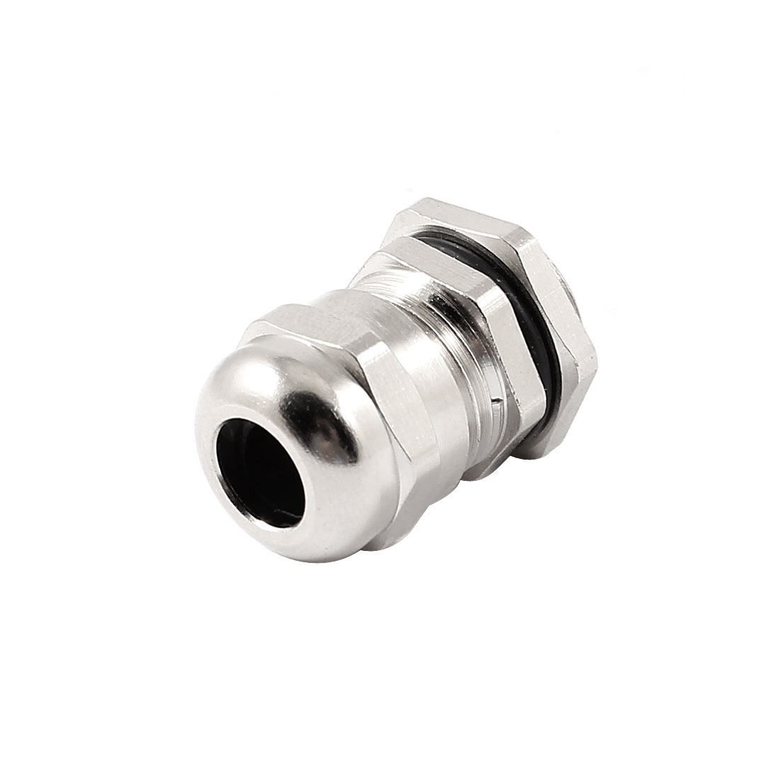 M16x1.5 4-8mm Dia Wire 16mm OD Thread Metal Waterproof Connector Fastener Cable Gland