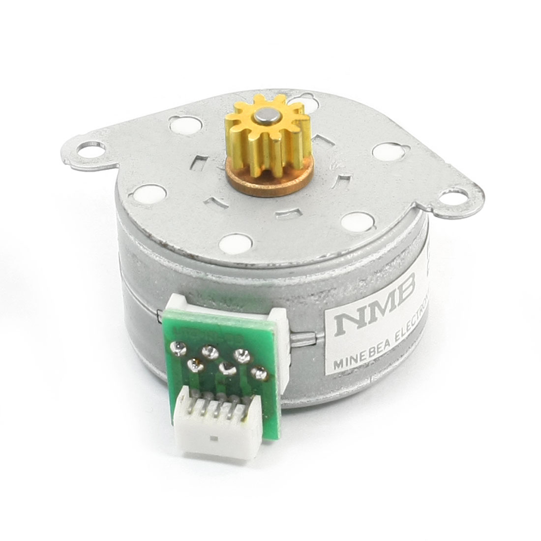 DC 24V 1200RPM High Torque Cylinder Shaped Stepping Stepper Motor