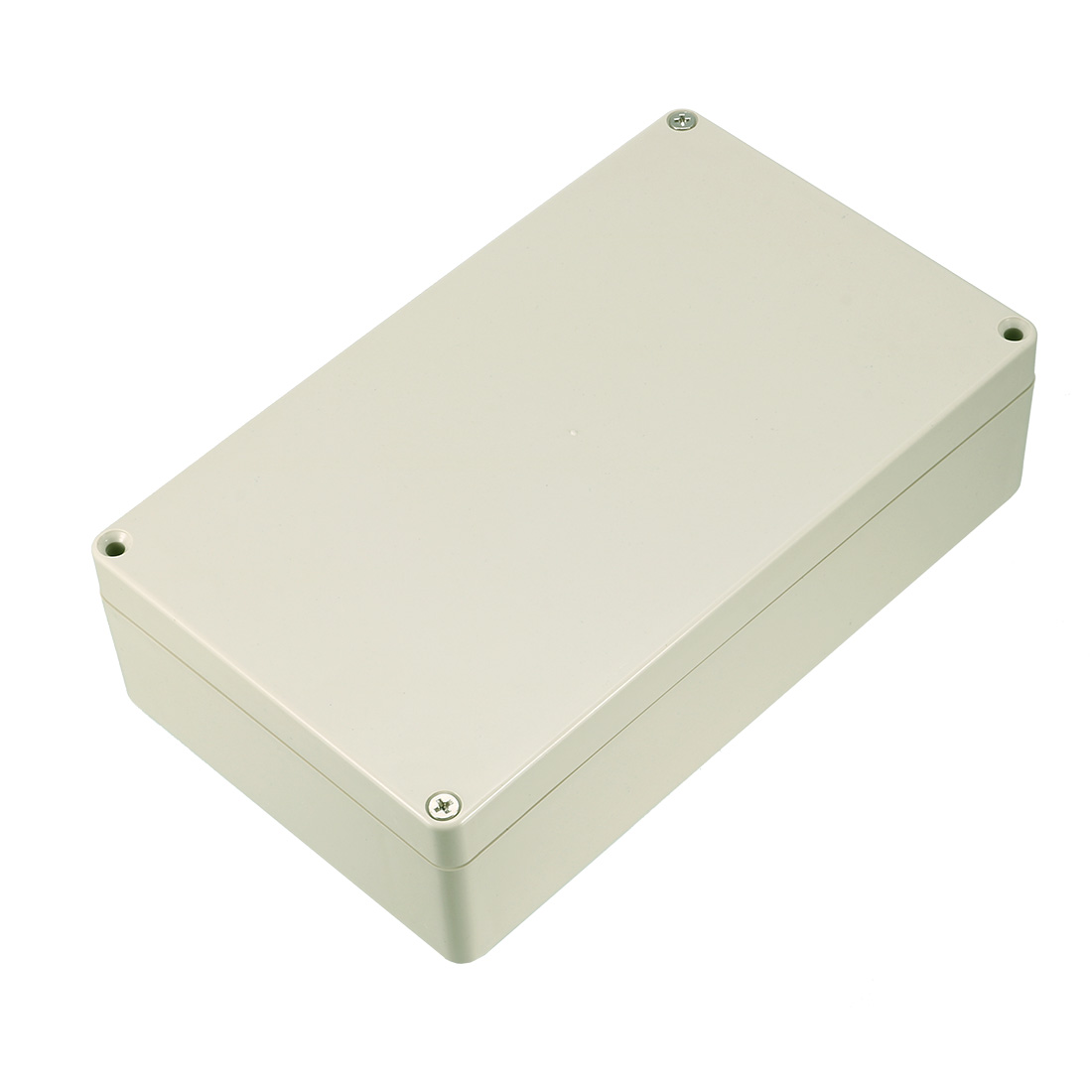 Surface Mounting Rectangle Waterproof Plastic Sealed Electric Power Protector Junction Box Cover 200mm x 120mm x 55mm