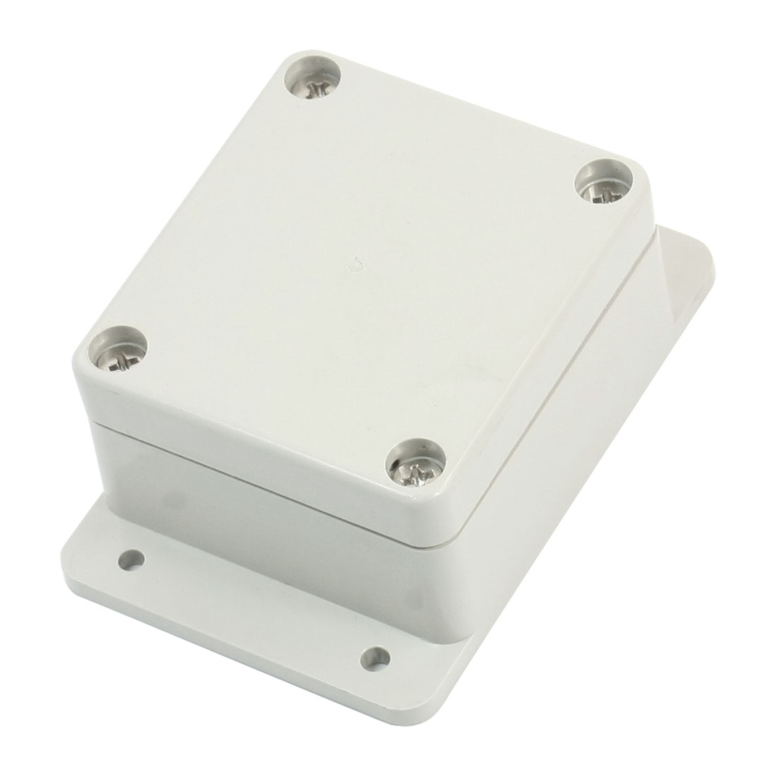 Surface Mounting Rectangle Waterproof Plastic Sealed Electric Power Protector Junction Box Cover 90mm x 60mm x 35mm