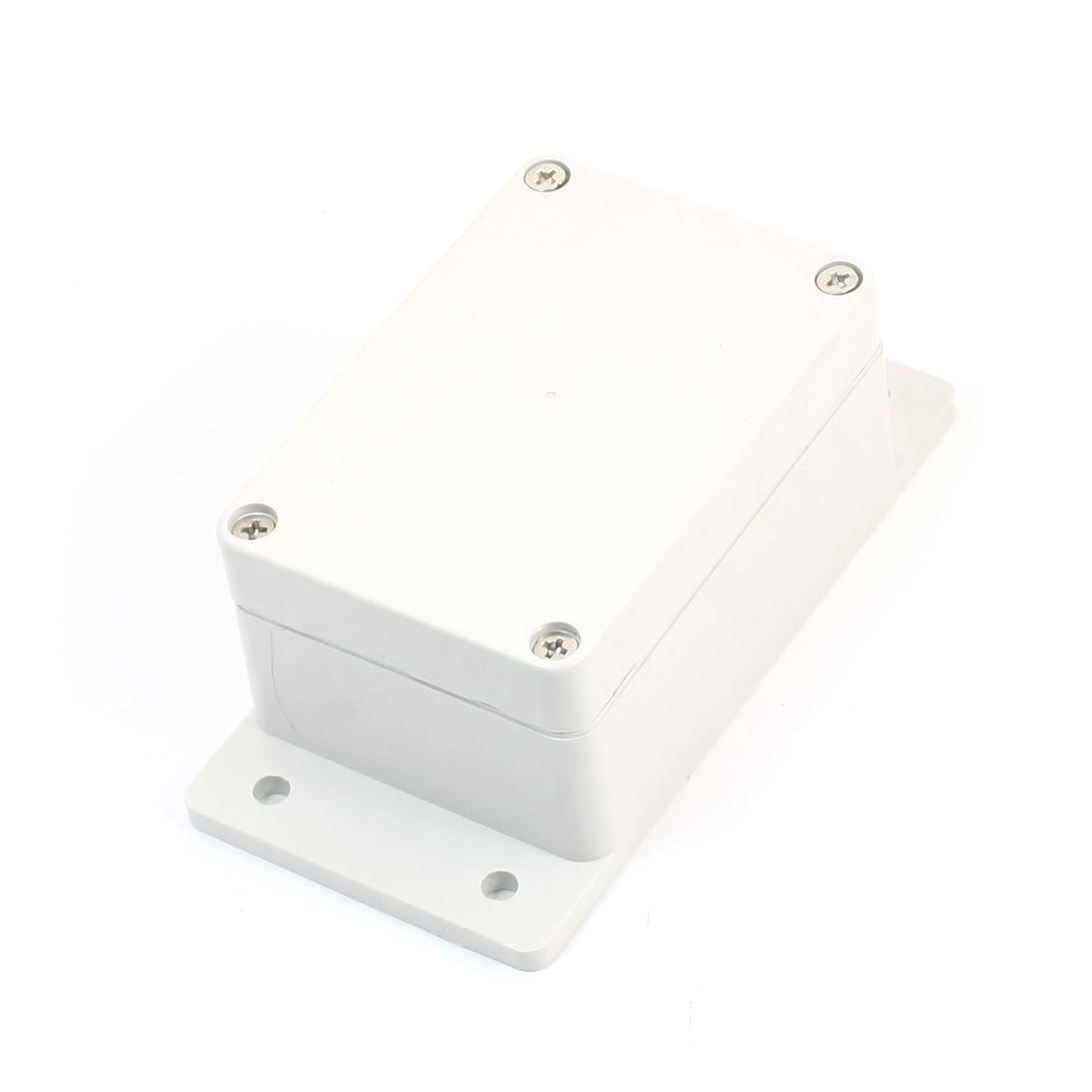 Surface Mounting Rectangle Waterproof Plastic Sealed Electric Power Protector Junction Box Cover 140mm x 70mm x 50mm