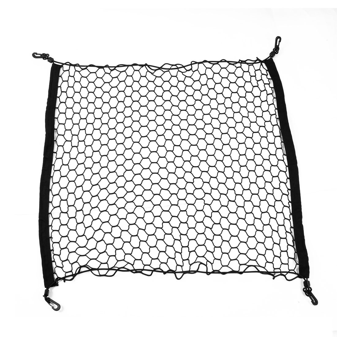 Elasticated Bungee Luggage Storage Car Cargo Net w Lobster Clasp