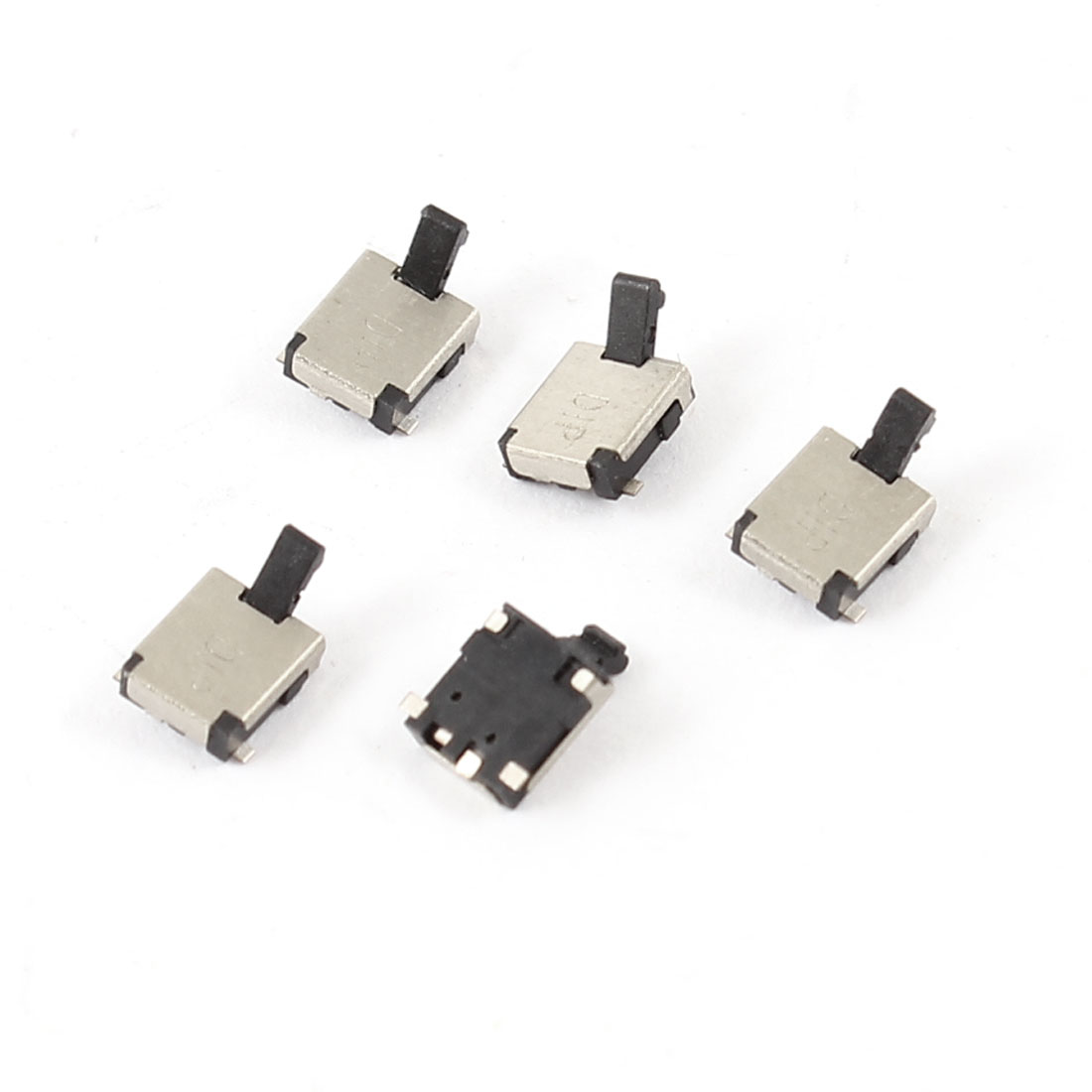 5pcs Momentary Contact SPST 4 Pins Miniature Switch for Camera Shutter Key