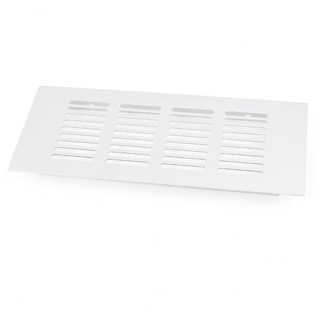 20cmx8cm Aluminum Alloy Air Vent Louver Cover Replacement for Cupboard Cabinet