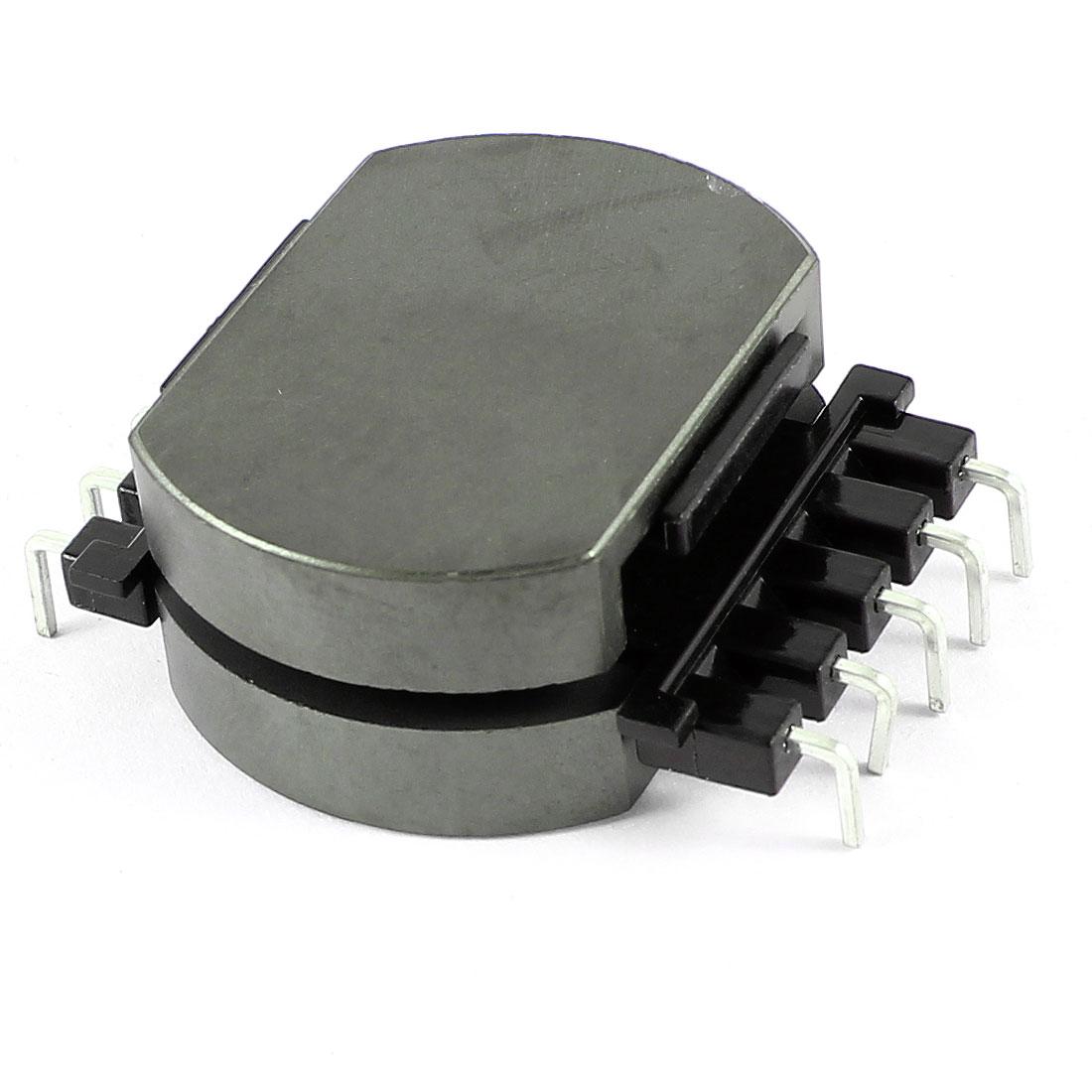Plastic Iron Inductor 10 Pin Transformers Coil Former Robbin POT3312 Ferrite Core Bobbin