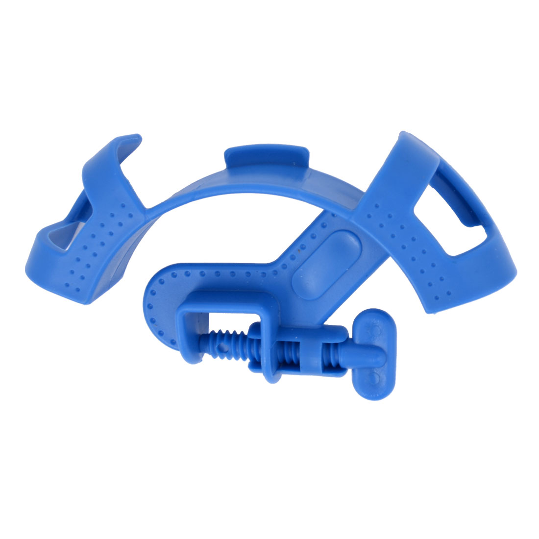 Aquarium Mounting Water Hose Plastic Holder Replacement Blue
