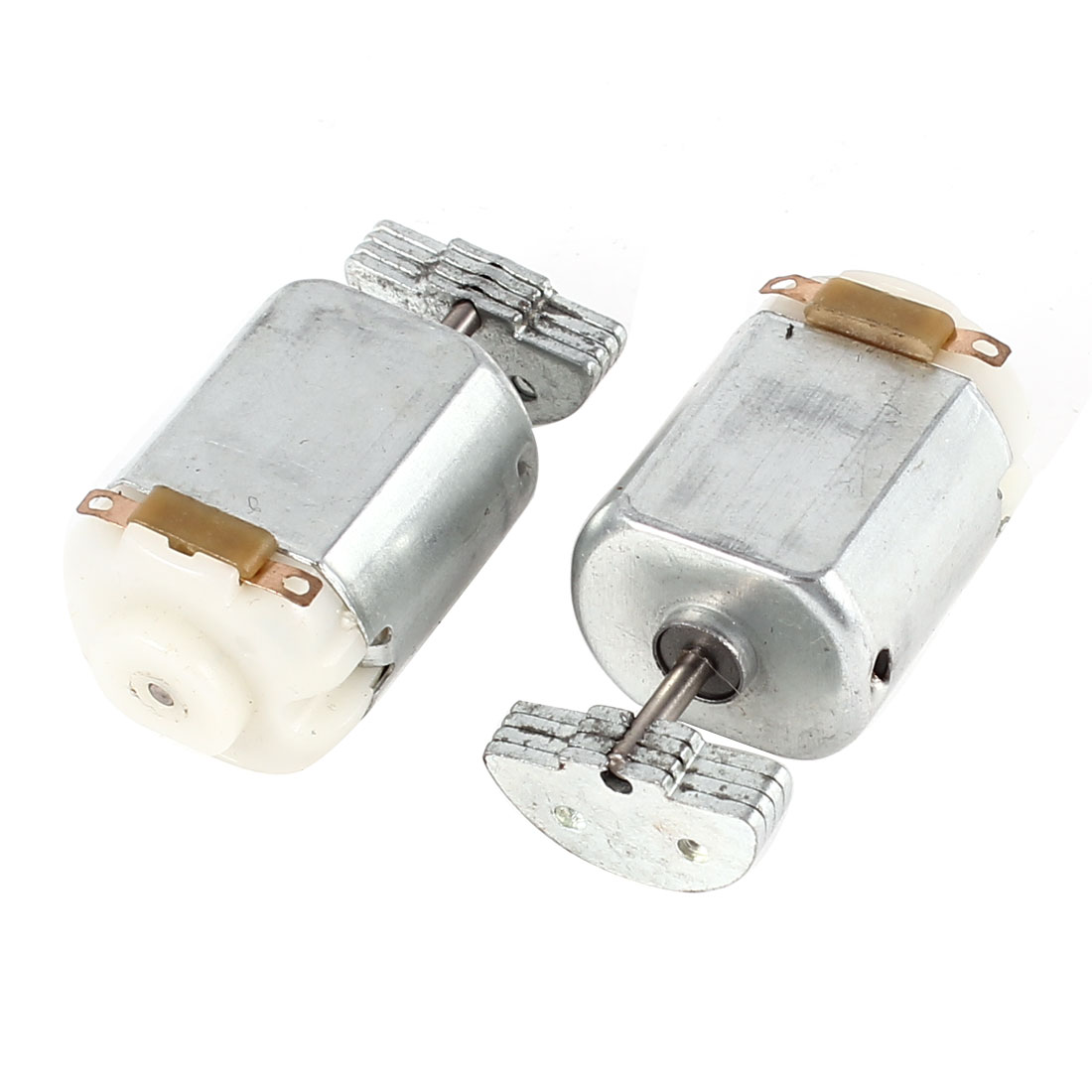2 Pcs Mini Vibration Vibrating Electric Motor DC 3V 5000RPM for Massager Device