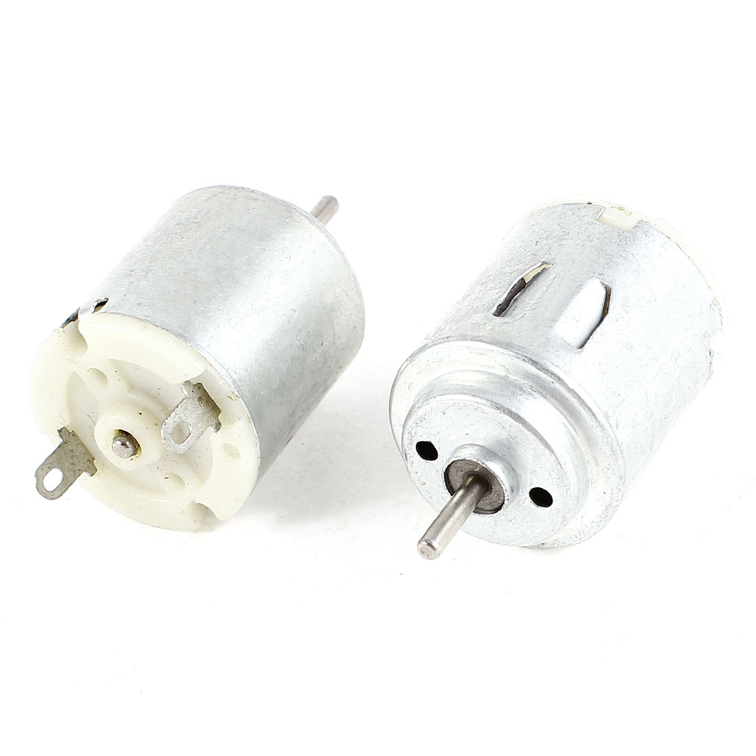 2 Pcs DC 1.5-6V 7500RPM Electric Mini Motor 23x20mm for Toys DIY