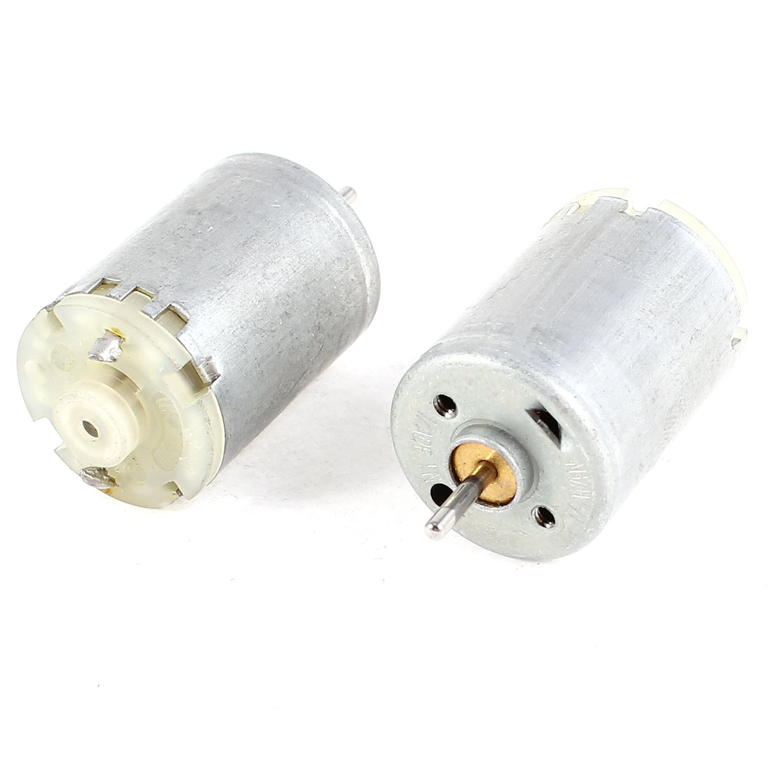 2 Pcs DC 1.5-9V 6000RPM Electric Mini Motor 23x17mm for Toys DIY