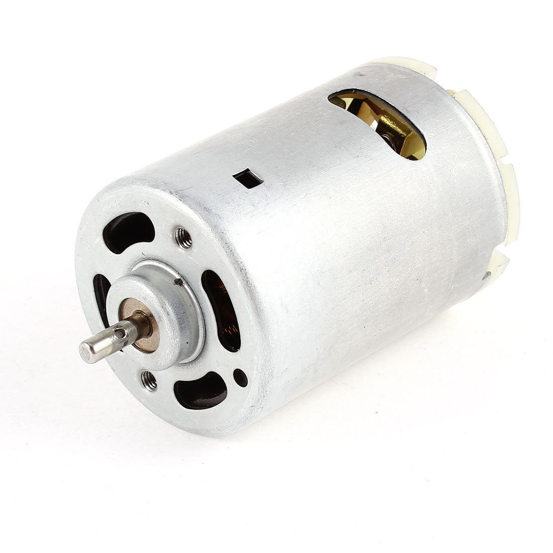 DC 6-24V 37000RPM Electric Mini Motor 50x35mm for RC Boat Model Toys DIY