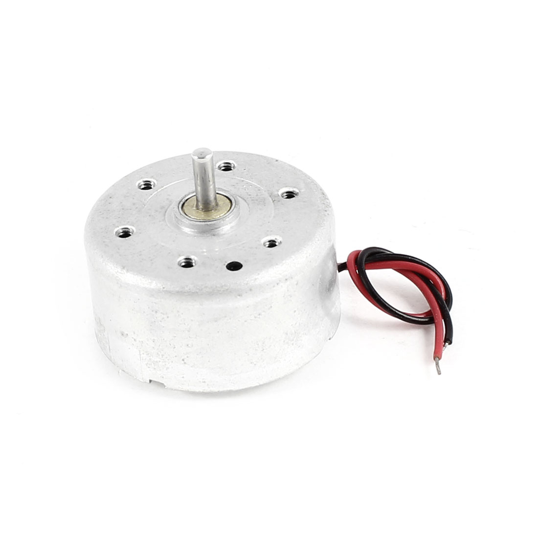 DC 1.5-3V 4500RPM 2-Wires Electric Mini Motor 12x25mm for CD DVD Player