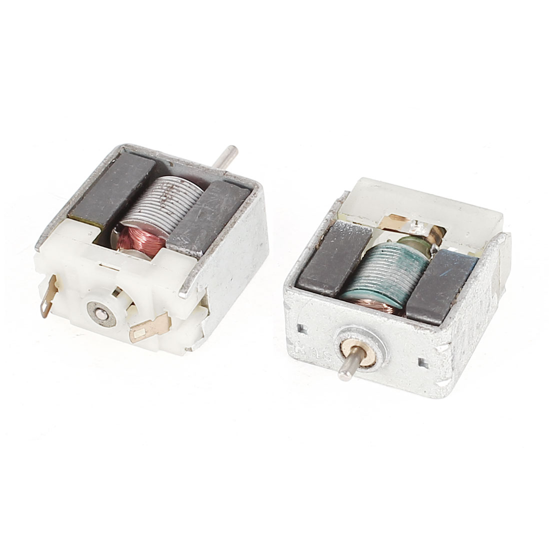 2 Pcs Magnetic Micro Motor 12000RPM DC 3V 19x18x9mm for Toys DIY
