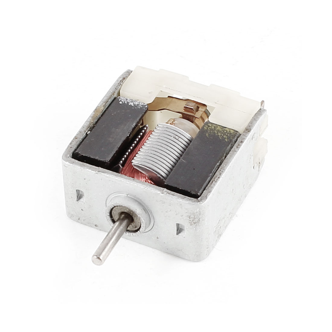Magnetic Micro Motor 12000RPM DC 3V 19x18x9mm for Toys DIY