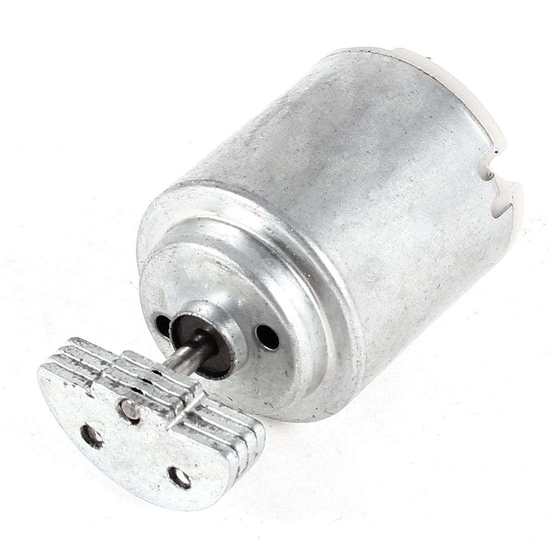 20mm Dia Mini Vibration Vibrating Electric Motor DC 3V 5200RPM for Toys