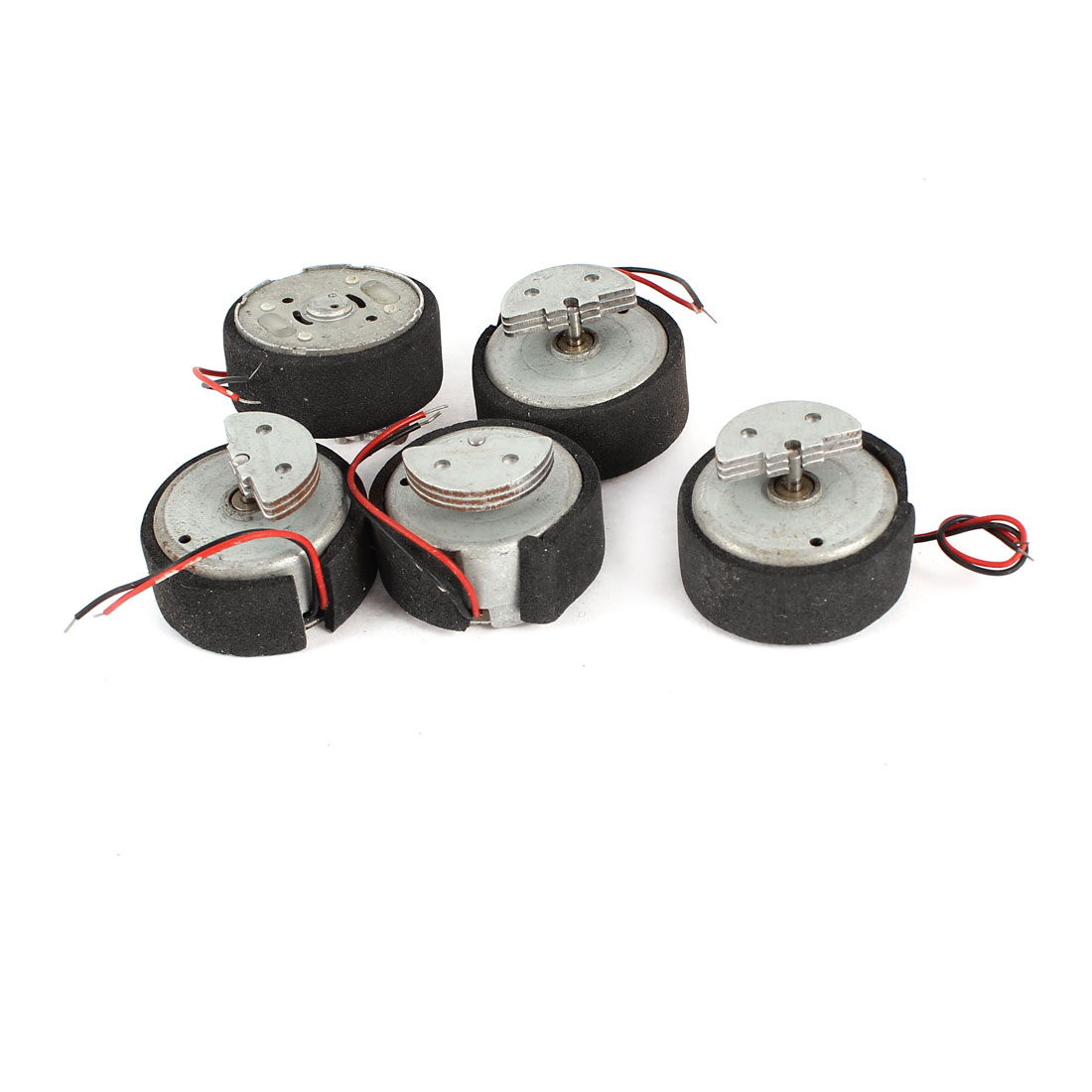 5 Pcs Vibration Vibrating Electric Micro Motor 3500RPM DC 1.5-6V for Game Devices
