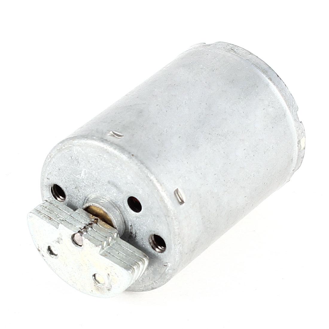 25mm Dia Mini Vibration Vibrating Electric Motor DC 3-6V 5200RPM for Toys