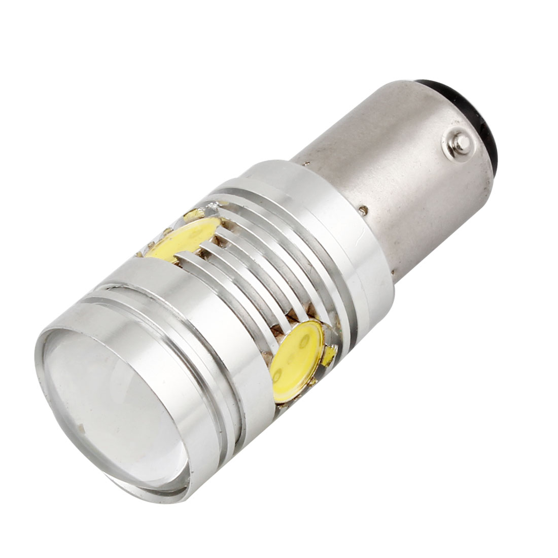 DC 12V 13W BAY15D 1157 White 5 LED Car Turn Signal Brake Light Bulb