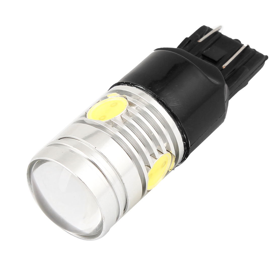 7440 5 SMD LED White Car Lens Turning Parking Brake Lamp Reversing Bulb 13W 12V