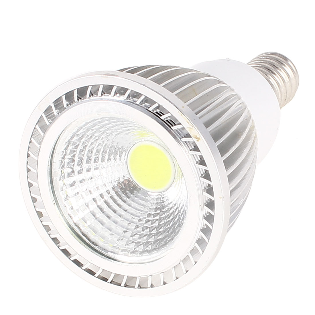 AC 85-265V 5Watt E14 COB White LED Light Energy Saving Ceiling Spotlight Bulb