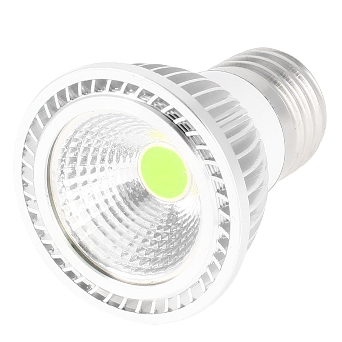 AC 85-265V E27 Base 3Watt White LED Light Energy Saving Ceiling COB Spotlight Bulb