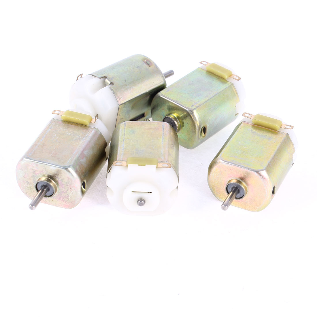 5 Pcs 3V 13000RPM High Speed DC Vibration Micro Motor for Toy Robot