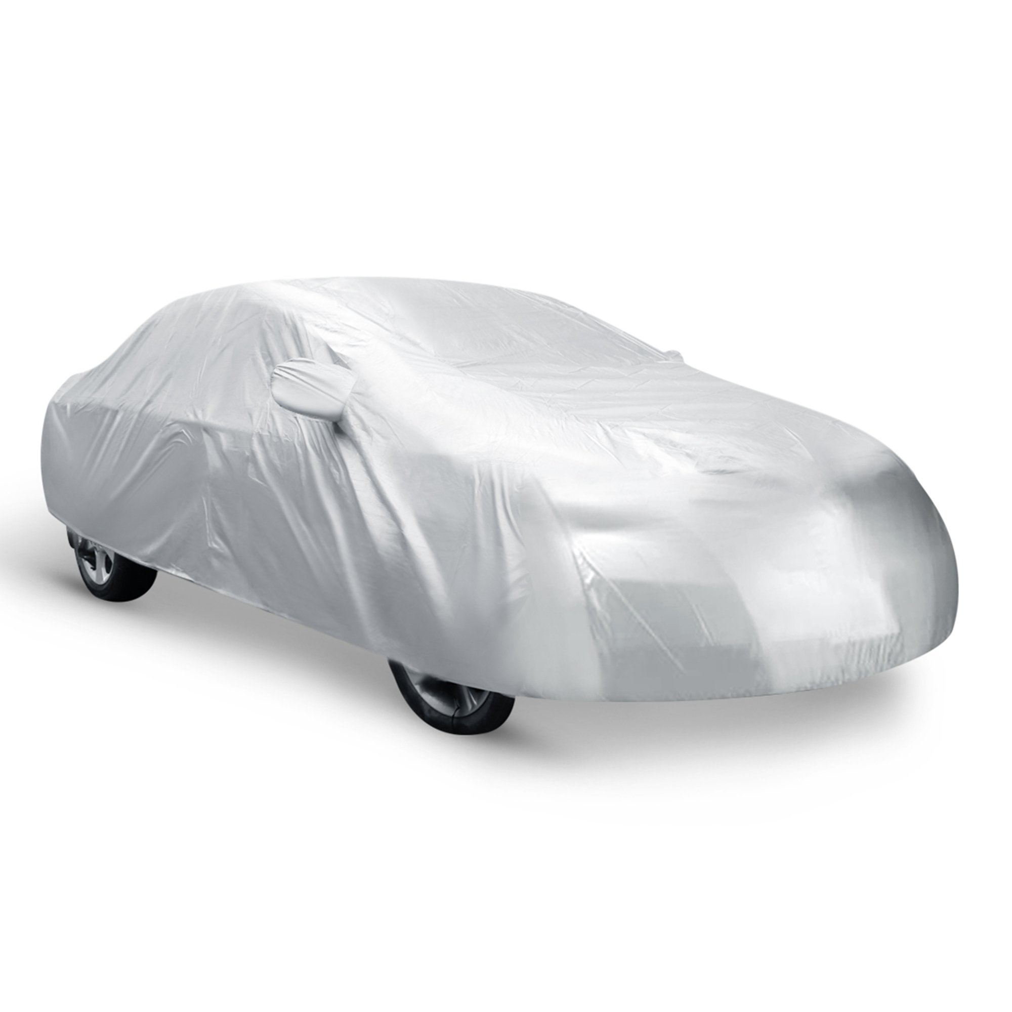 Waterproof Sun UV Dust Rain Resistant All Weather Protective Cover Waterpoof Car Cover Size L 490*178*120(l*w*h)