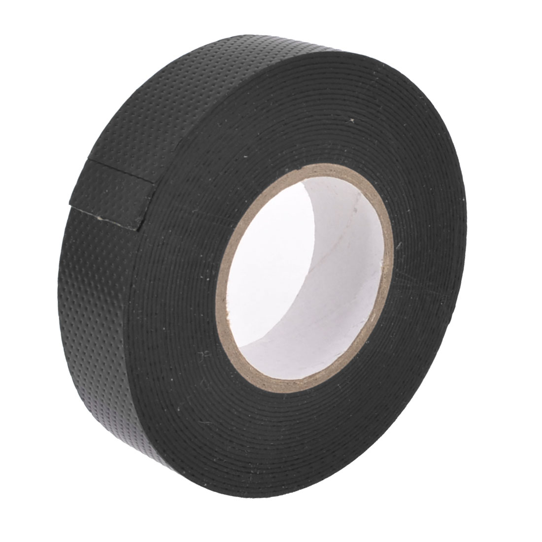 Electric Wire Protector Black PVC Insulating Tape 15ft Length