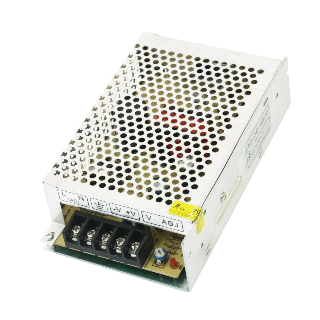 AC/DC 220V 12V 10A 120W Single Output LED Strip Light Switching Power Supply Adapter Converter