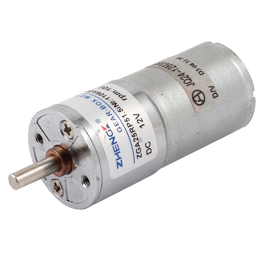 DC 12V 8300RPM Speed Reduce Electric Geared Box Motor for DIY Toys