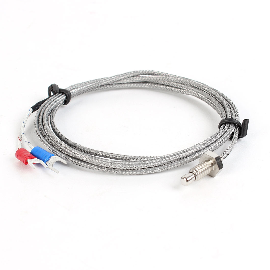 1.5m 5ft Long 0-400C K Type Temperature Control Thermocouple Sensor