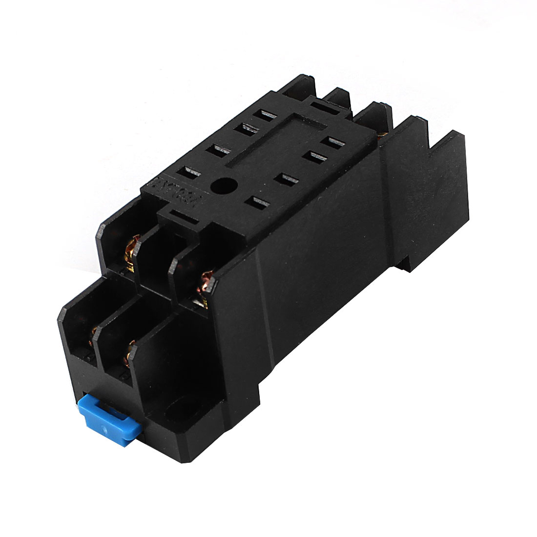 8-Pin 8P 35mm DIN Rail Mount Relay Socket Base for HH52P MY2NJ