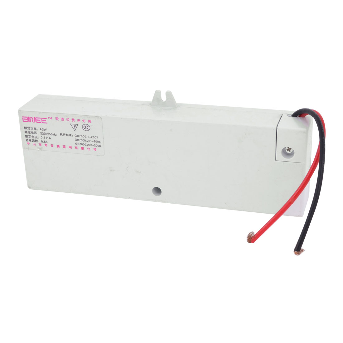 AC 220V 45W 50Hz Energy Saving Fluorescent Lamp Light Electronic Ballast