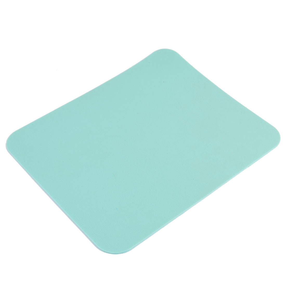 Notebook Desktop Computer 1mm Thickness Optical Mouse Pad Baby Blue for Gaming
