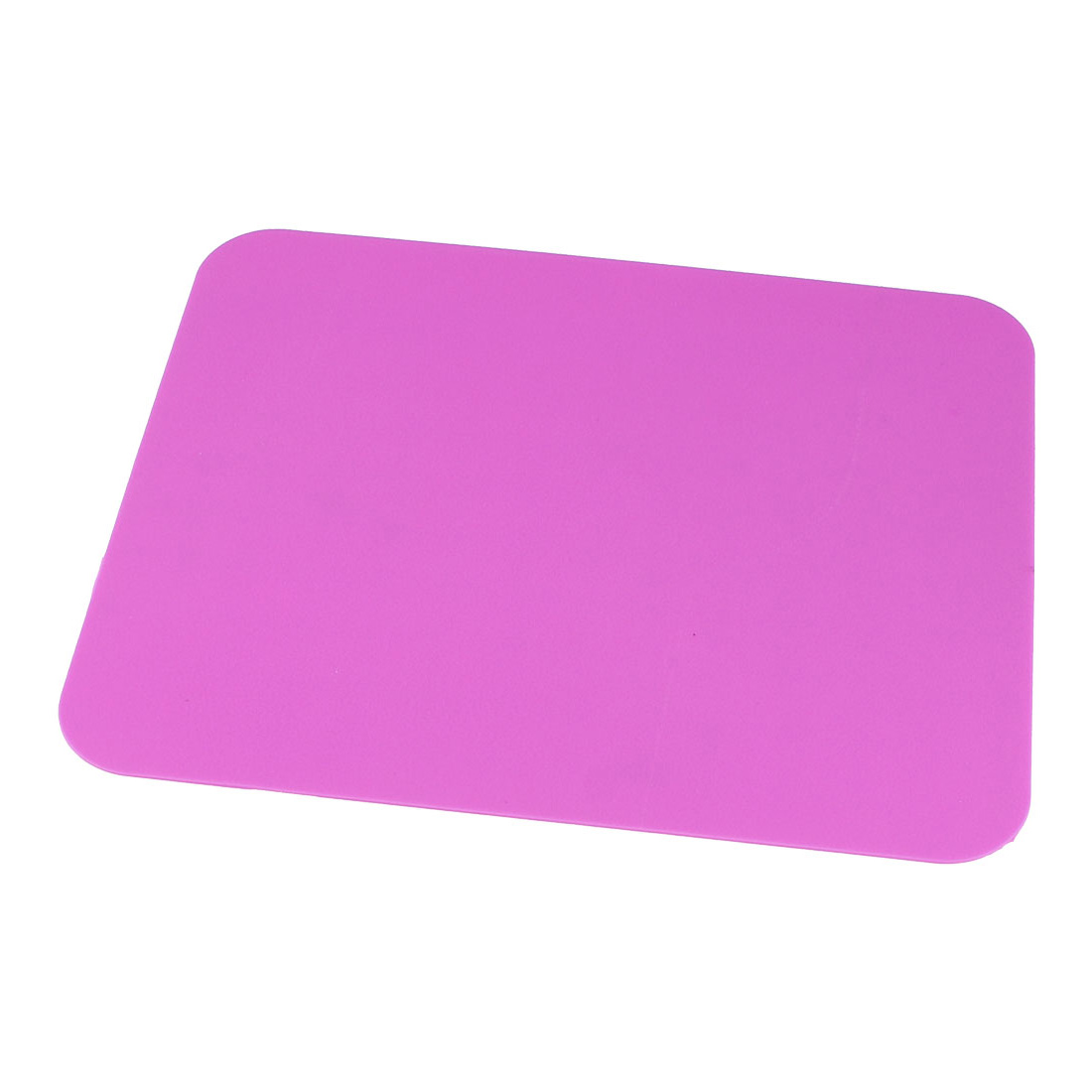 Notebook Desktop Computer 1mm Thickness Optical Mouse Pad Fuchsia for Gaming