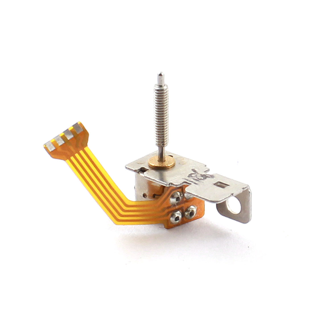 28000RPM DC 3.5V 0.3mA Output Speed 2mmx11mm Screw Pole Micro Stepper Motor