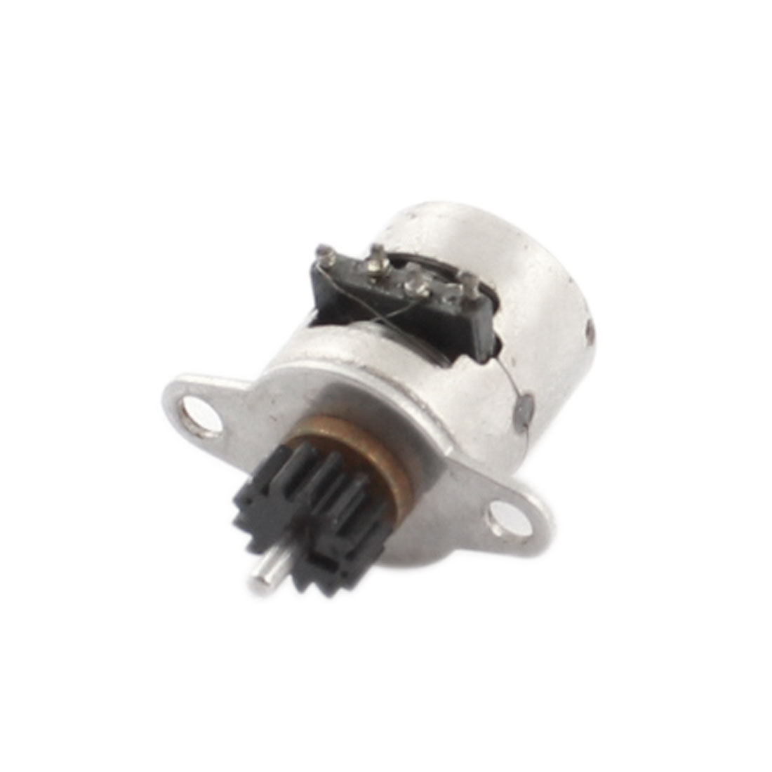 DC 3V 0.4mA 8mm Diameter 2-phase 4-wire Round Shaped Stepper Stepping Motor Replacement 26000RMP