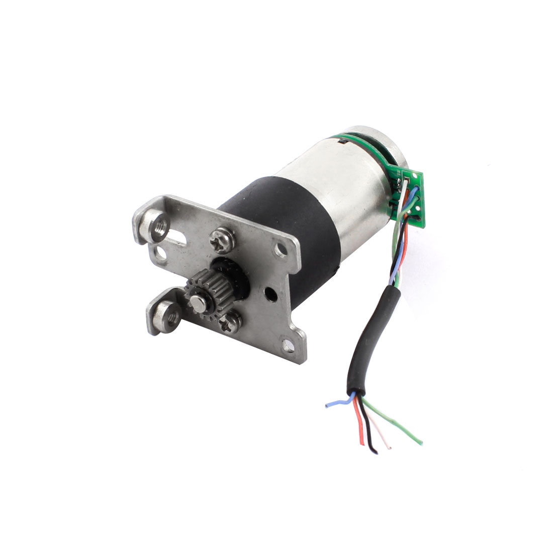 DC 12V 70RPM 4mm Shaft Electric Gear Box Geared Speed Reducer Motor