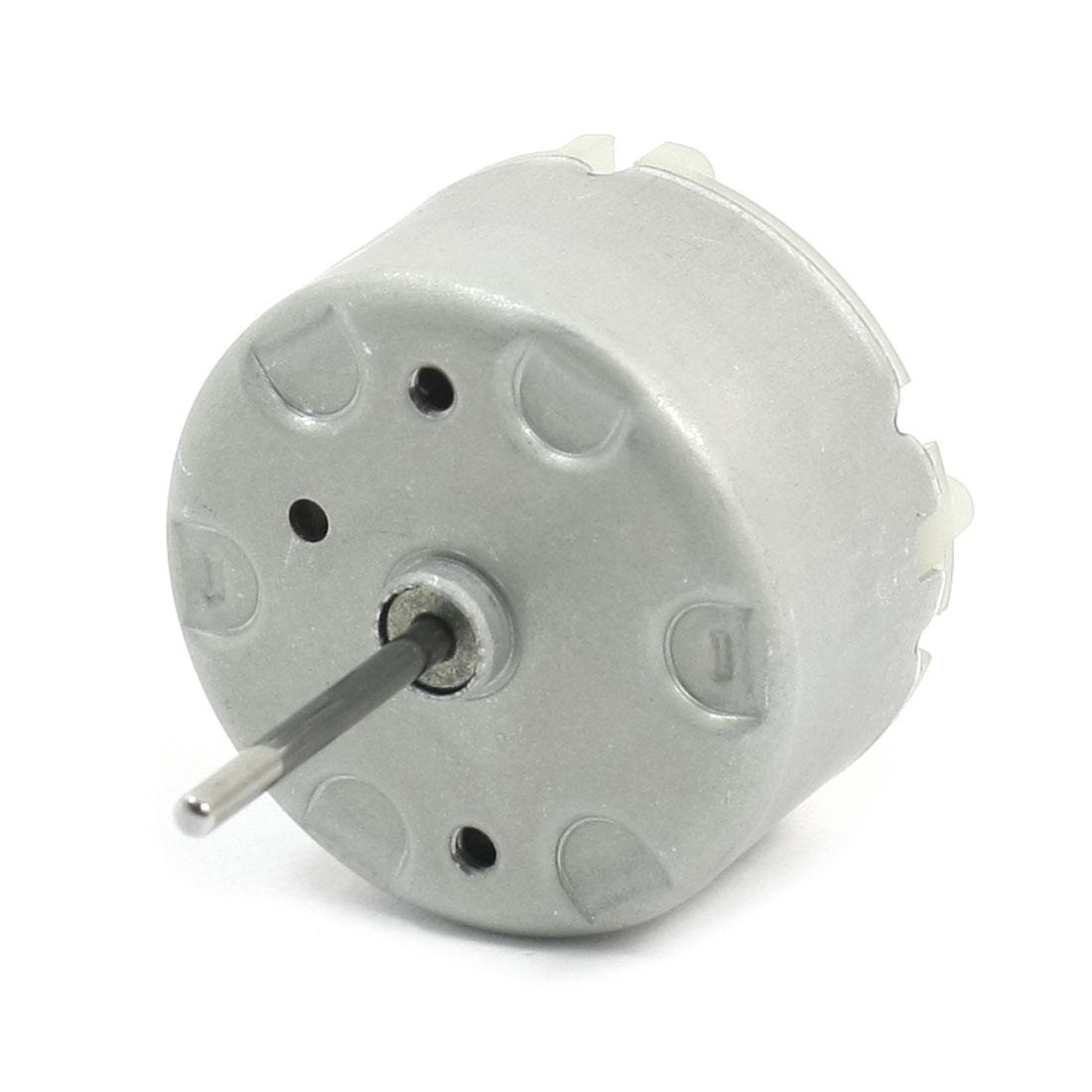 RF-500TB-12560 DC 6V 2700RPM 0.588N.M Torque 0.028A Brushed Motor